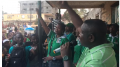 Julius Maada Bio Speaks To Jubilant Crowd In Goderich