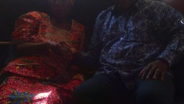 Ernest Koroma With KKY's Mother